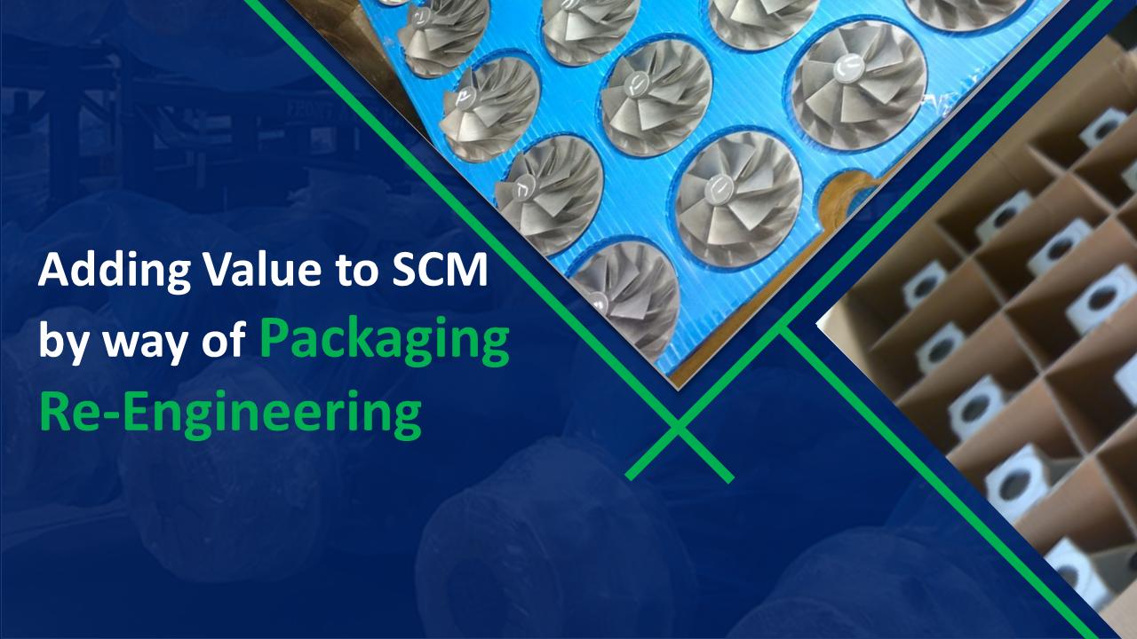 Packaging Re-engineering