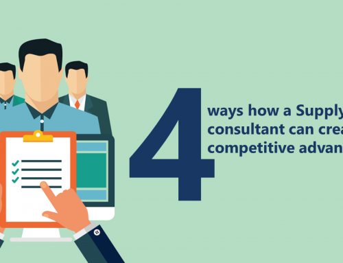 How A Supply Chain Consultant Can Create Competitive Advantage