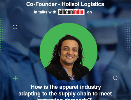 How is the Apparel industry adapting to the supply chain to meet increasing demands?